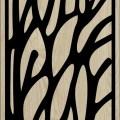 Decorative Slotted Panel 92 Pattern PDF File