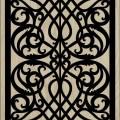 Decorative Slotted Panel 93 Pattern PDF File