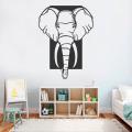 Elephant Metal Decor, Metal Wall Decor Living Room Decor
