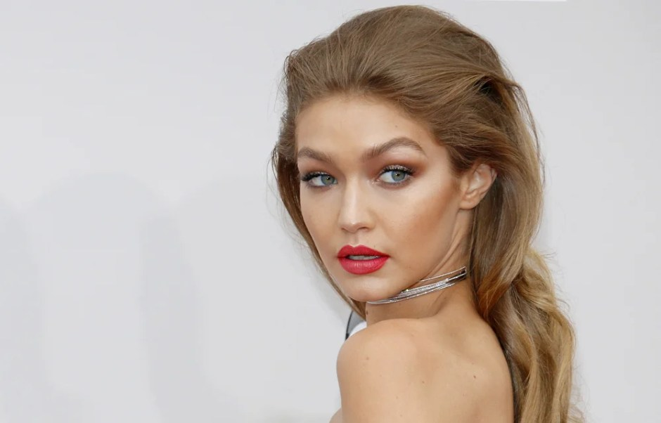 Gigi Hadid crowned international model of the year