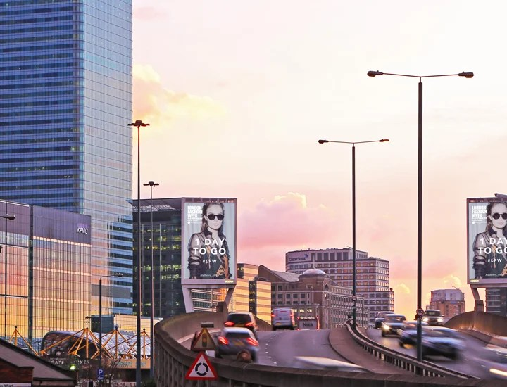 London Fashion Week Festival is a city-wide celebration
