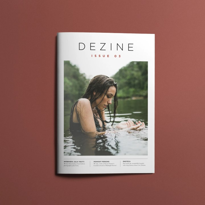 Issue 03 OUT NOW!