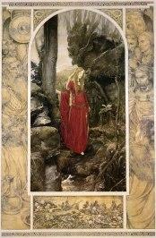 Olwen by Alan Lee
