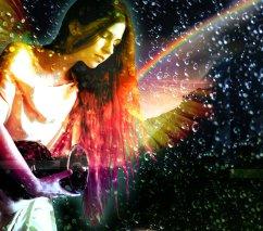 Iris, Deusa do Arco-íris