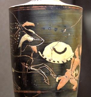 Caineus e o Centauro