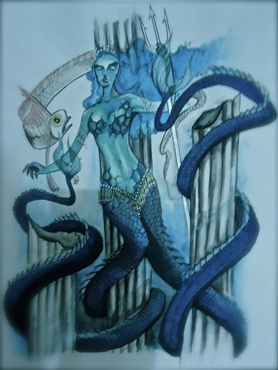 melusine__the_two_tailed_mermaid_by_ichebs-d4jn6aa