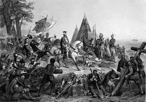 Conchistadorii şi Lumea Nouă