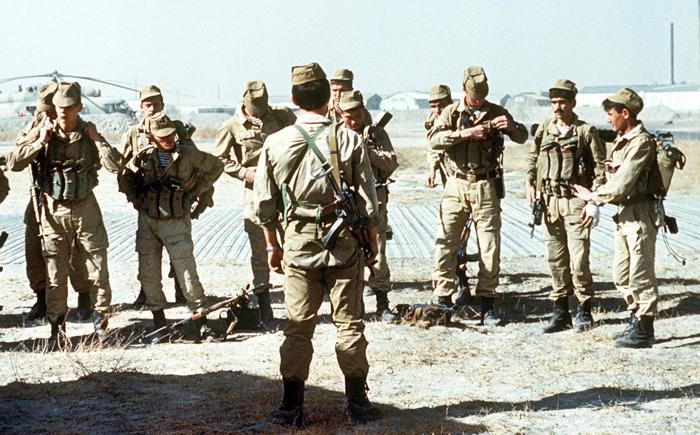 Invazia sovietică în Afganistan 3