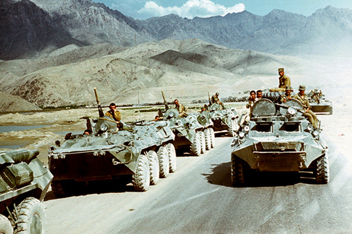 Invazia sovietică în Afganistan - Dezvaluiri BizDezvaluiri Biz