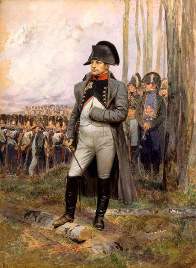 Napoleon contra libertăţii presei