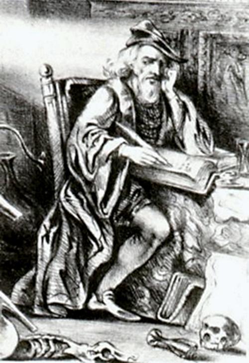 Nicolas Flamel a descoperit Piatra Filozofală