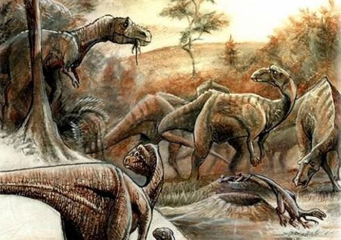 Strania extinctie a dinozaurilor
