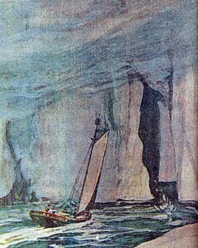 Povestea stranie a lui Olaf Iansen in apele libere de la Polul Nord (II) 5