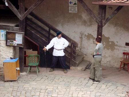 Cetatea țărănească Râșnov 2