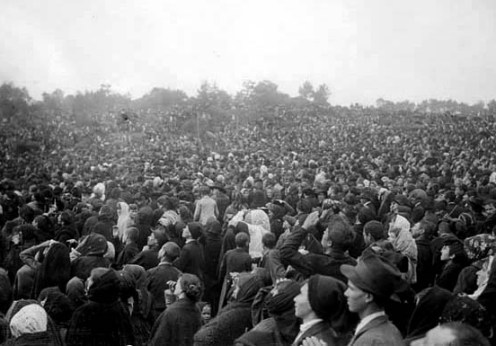 Fatima, 1917, un miracol