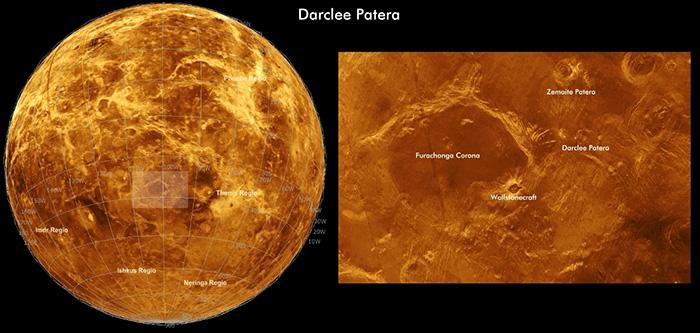 Civilizație pe planeta Venus 6
