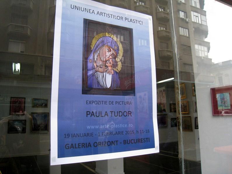 Paula Tudor, o pictoriţă care uimeşte mereu şi sensibilizează (7)
