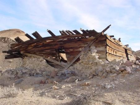 Un oraş antic subteran în Valea Morţii (2)