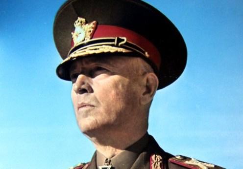 Maresalul Ion Antonescu