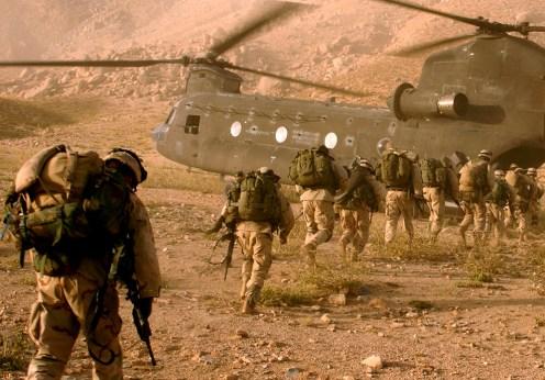 Soldaţii americani vor fi invizibili