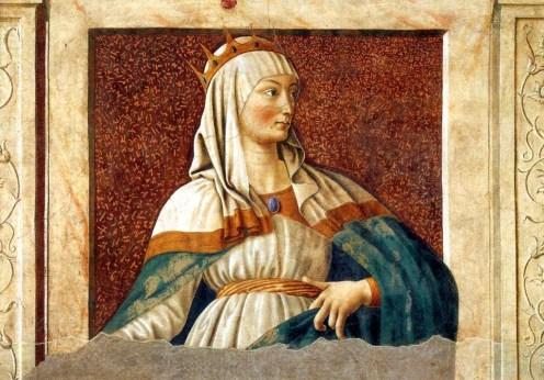 Amestris, o regină crudă