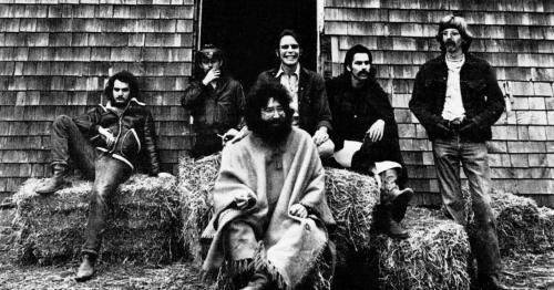 Grateful Dead in 1970