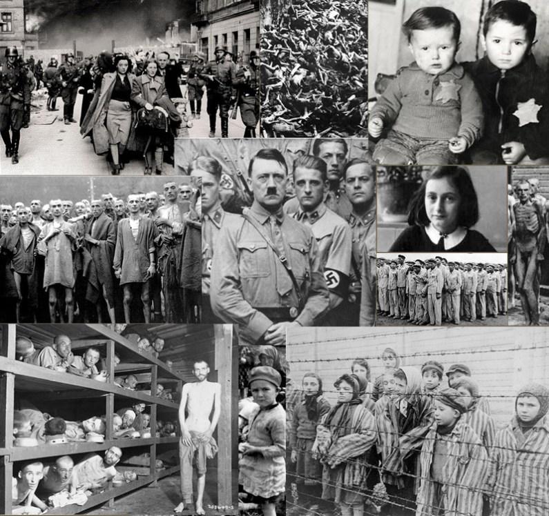 Lumea pe care şi-a imaginat-o Hitler pentru evrei!