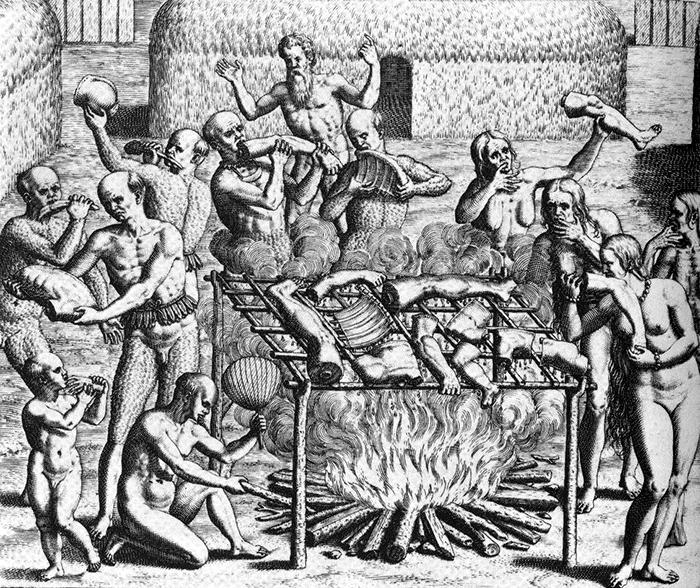 Canibalismul în Evul Mediu