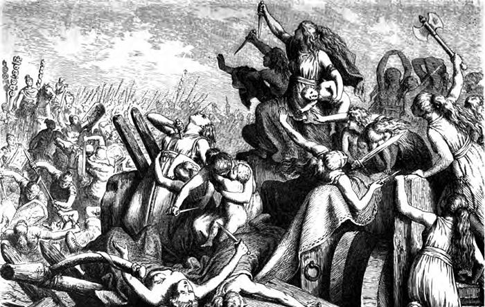 Clanul teutonilor