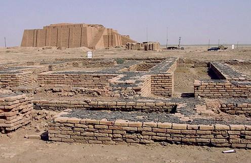 Descoperirea unui sit de colonizare sumeriană în apropiere de Ur