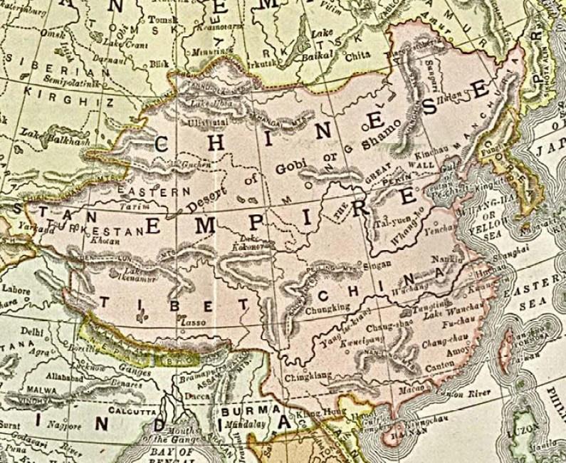 Enigmaticul Tibet in sec XIX