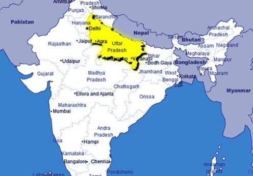 Monştrii stranii din India