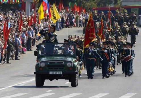 Transnistria vrea să facă parte din Federaţia Rusă