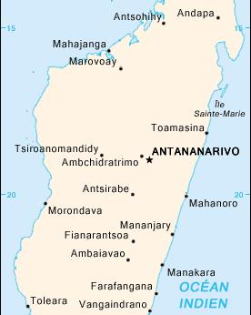 Turismul sexual în creştere în Madagascar