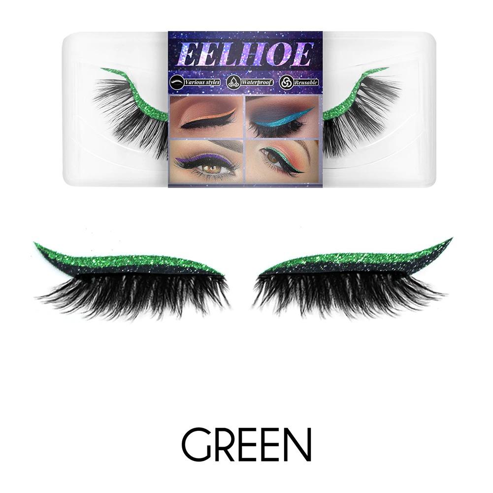 1pair green