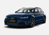 RS 6 Avant performance 4.0 TFSI quattro – SPEED MORE THAN 320 KM/h