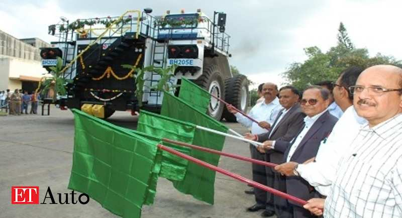 BEML unveils India's first 205T Electrical Dump Truck, Auto Information, DFL – ALL NEWS BY DF-L.DE