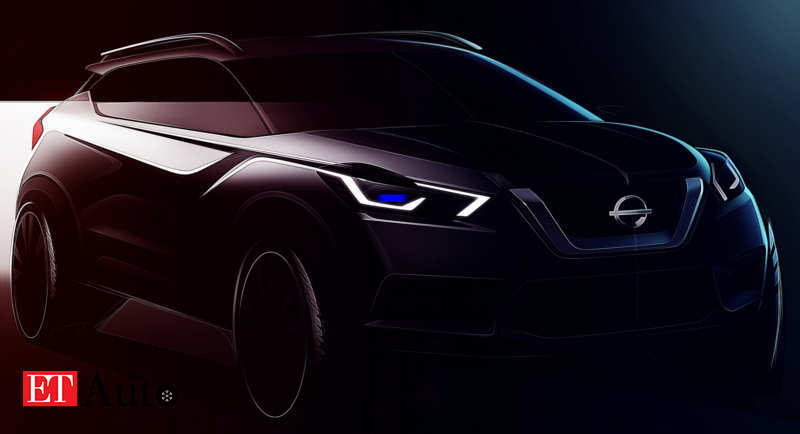 India-bound Nissan Kicks' design sketches launched, Auto Information, DFL – ALL NEWS BY DF-L.DE