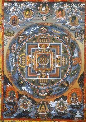 Буддистська мандала
