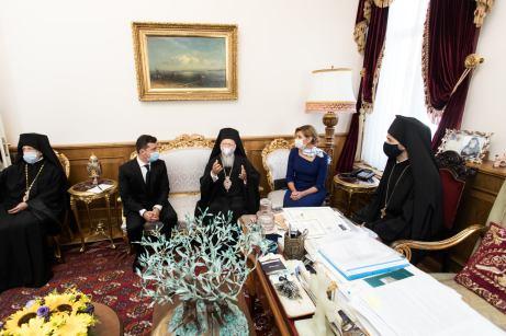 Фото Офіс Президента / 2020