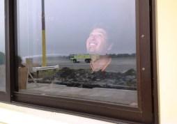Regenwetter in Puerto Montt