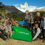 Südamerikas beste Reiseleiter mit Reisegruppe in Patagonien