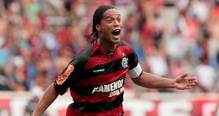 Ronaldinho in Rio de Janeiro 2011. Bildquelle: Wikimedia Commons