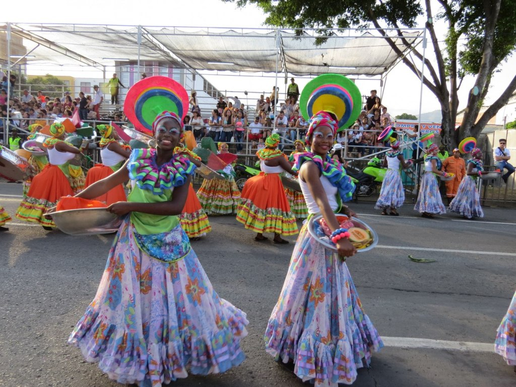 Kolumbien Sehenswürdigkeiten: Calí. Quelle: Wikimedia.
