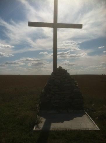 Beautiful Picture of Juan Padilla Monument
