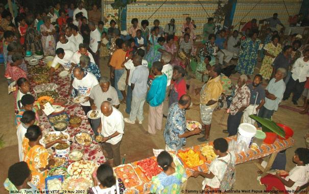 Mumu, 7pm, Farea ki VETE, 29 Nov 2007