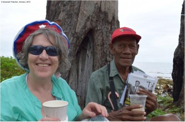 Louise Byrne, MSG Seminar, Honiara, 19 June 2015