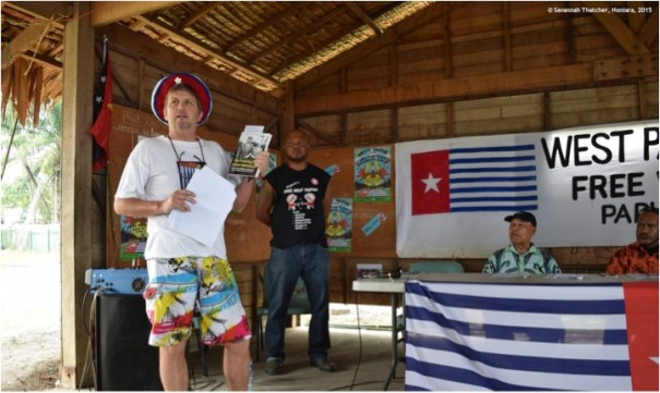 Ned Byrne, launching Greg Poulgrain's 'The Incubus', MSG Seminar, Honiara, 19 June 2015