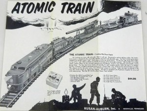 Kusan Atomic Train