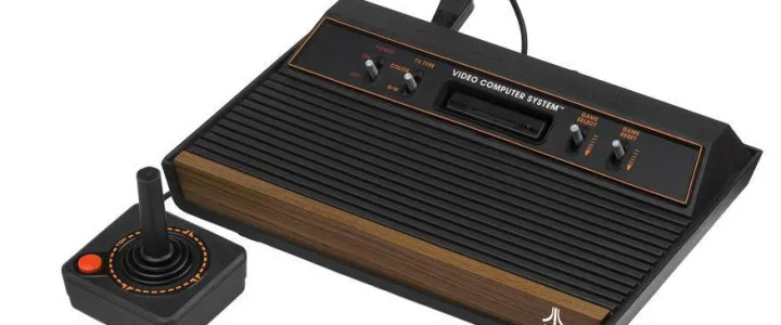 Happy 35th birthday, Atari 2600